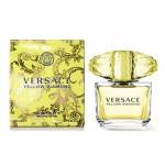 Versace Yellow Diamond EDT moterims 90ml. TESTERIS