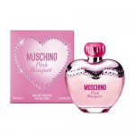 Moschino Pink Bouquet EDT moterims 100ml. TESTERIS