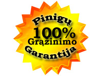 grazinimo garantija